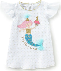 Party Like A Mermaid Tunic