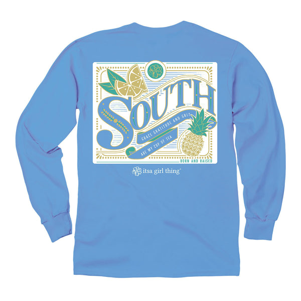 Itsa Girl Thing South Long Sleeve