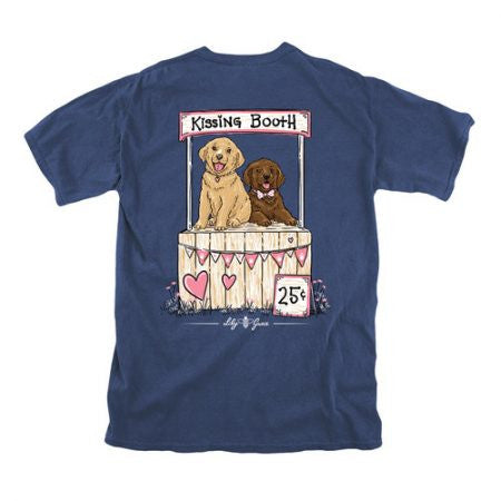 Lily Grace Tees Kissing Booth Short Sleeve
