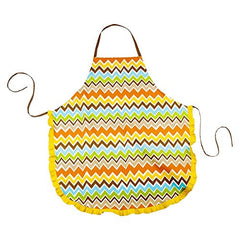 Coton Colors Bargello Apron Mix Warm