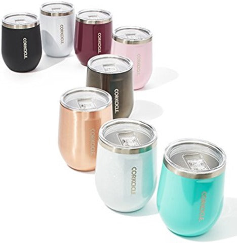 Corkcicle 12 Oz. Stemless Wine Cup