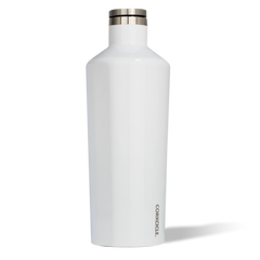 Corkcicle 60 oz Gloss White Insulated Canteen