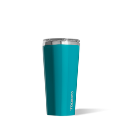Corkcicle 16 oz Biscay Bay Insulated Tumbler