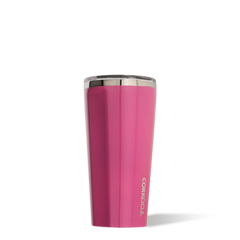 Corkcicle 24 oz Pink Insulated Tumbler