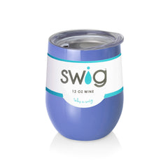 Swig 12 oz. Stemless Insulated Wine Cup