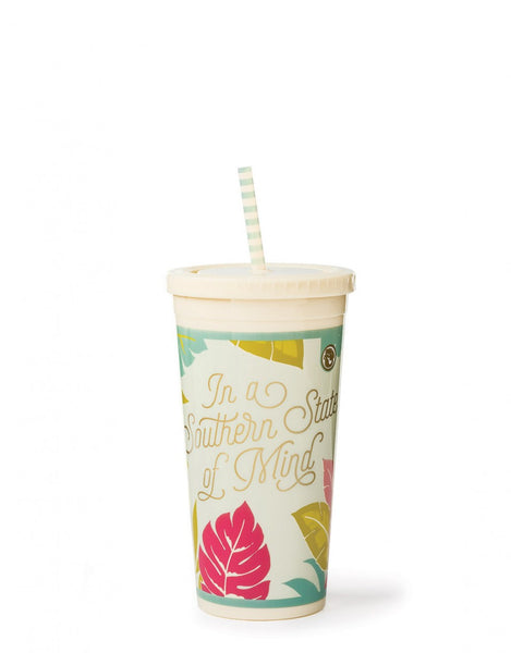 Spartina Insulated Drink Tumbler Southern State of Mind