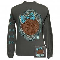 Girlie Girl Long Sleeve Basketball