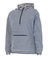 Charles River Chatham Anorak Pullover With Monogram