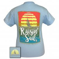 Girlie Girl Originals: Short Sleeve Raisin' Sail T-Shirt