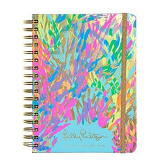 Lilly Pulitzer 2017-2018 Medium Agenda