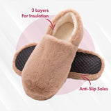 Slippers with Heated Insoles