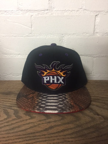 DRE MACK PHOENIX SUNS NEW SCHOOL BLACK