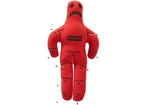 SUPREME VOODOO DOLL - RED