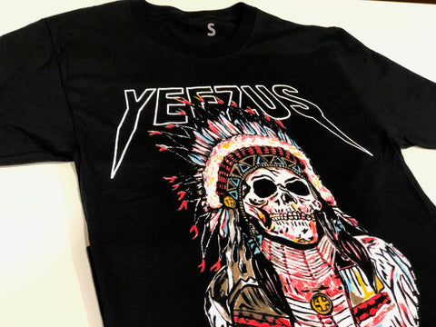 YEEZUS CHIEF TEE