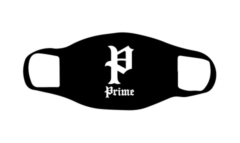 "PRIME FACE MASK ""P LOGO"""