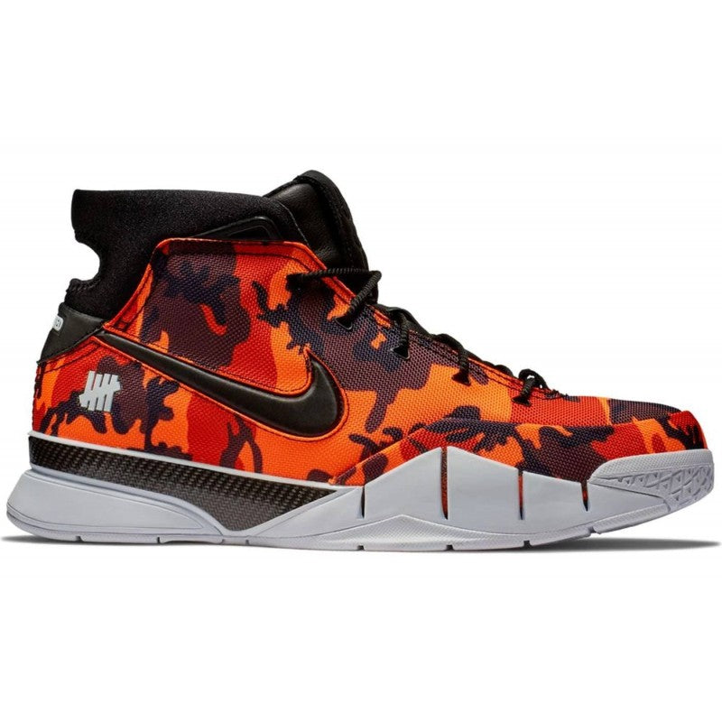 0fab82017cdf UNDEFEATED x ZOOM KOBE 1 PROTRO  ORANGE CAMO  PE – Prime Kicks and Cuts
