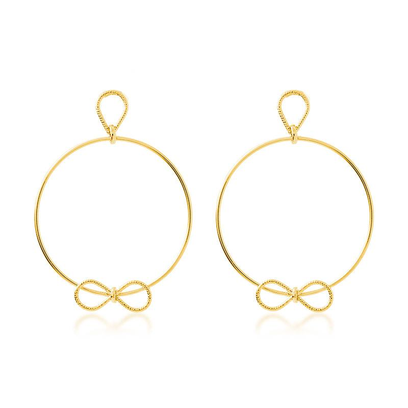 18k GL Anew Earrings - Donna Italiana ®