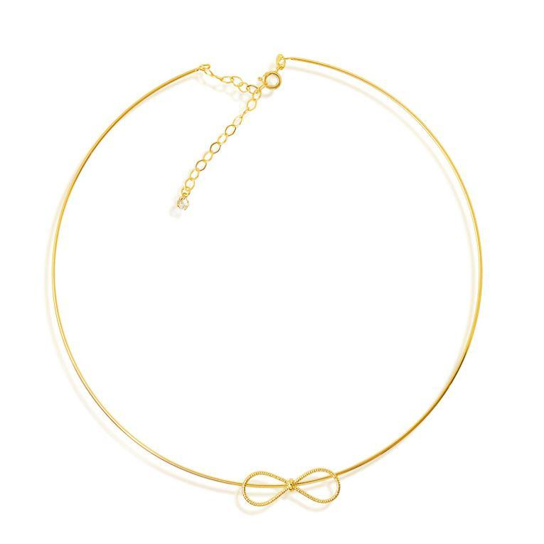 18k GL Anew Necklace - Donna Italiana ®