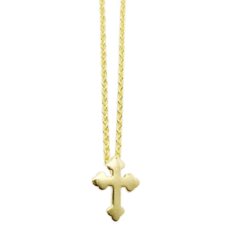 18k GL Santa Cruz Necklace - Donna Italiana ®