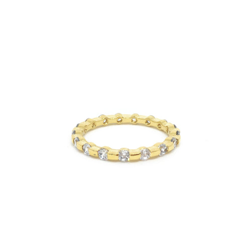 Eternity Stackable Ring - Donna Italiana ®