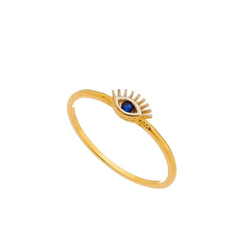 Evil Eye Ring - Donna Italiana ®