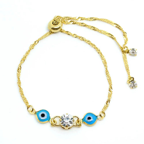 Eye See You Slider Bracelet - Donna Italiana ®