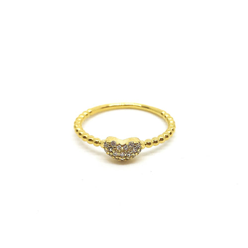 Heart Ring - Donna Italiana ®