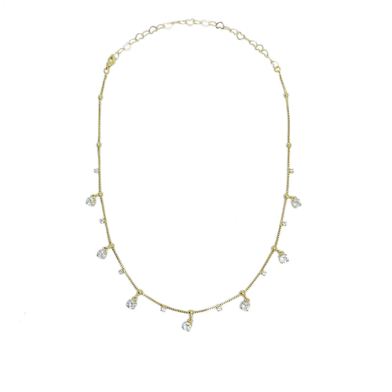 Little Drip Necklace - Donna Italiana ®