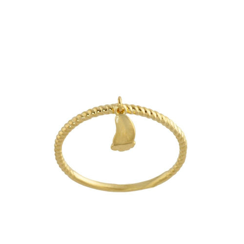 Little Feet Ring - Donna Italiana ®