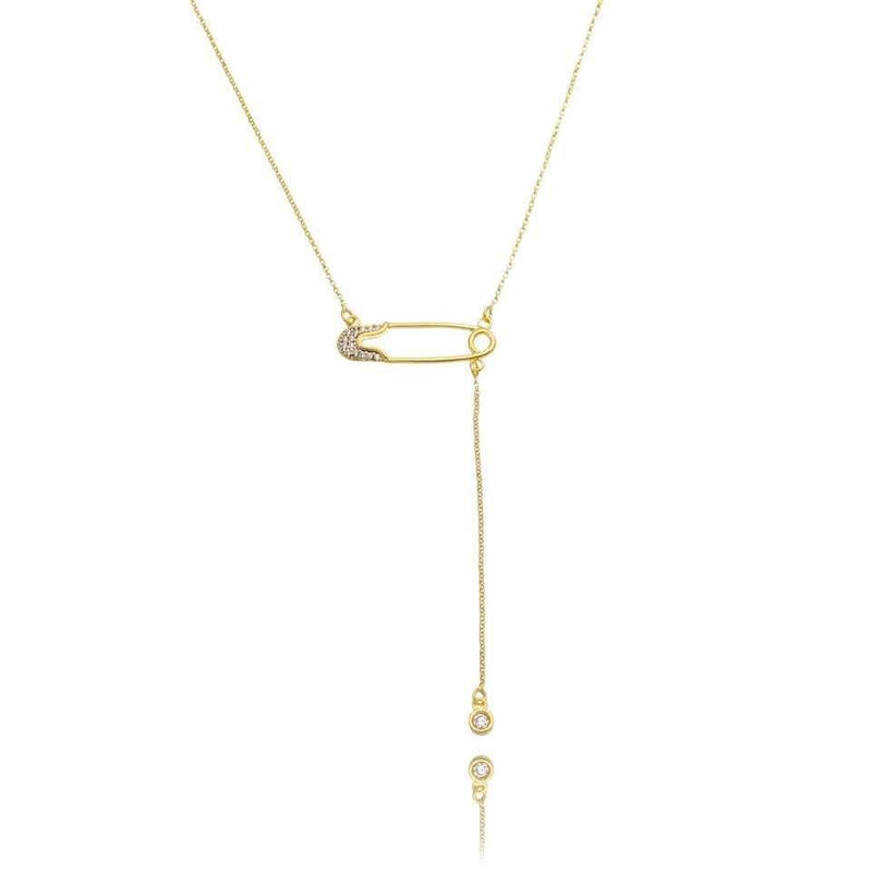 Pinned Necklace - Donna Italiana ®