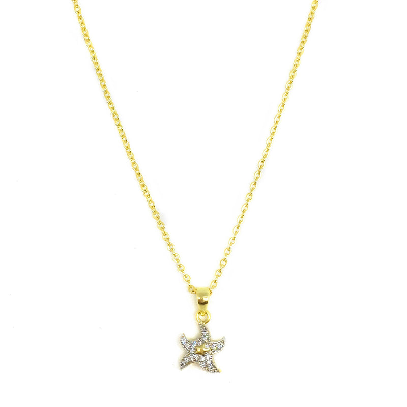 Sea Star Necklace - Donna Italiana ®
