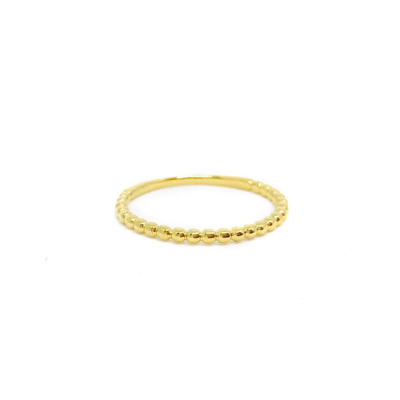 Simplicity Stackable Ring - Donna Italiana ®
