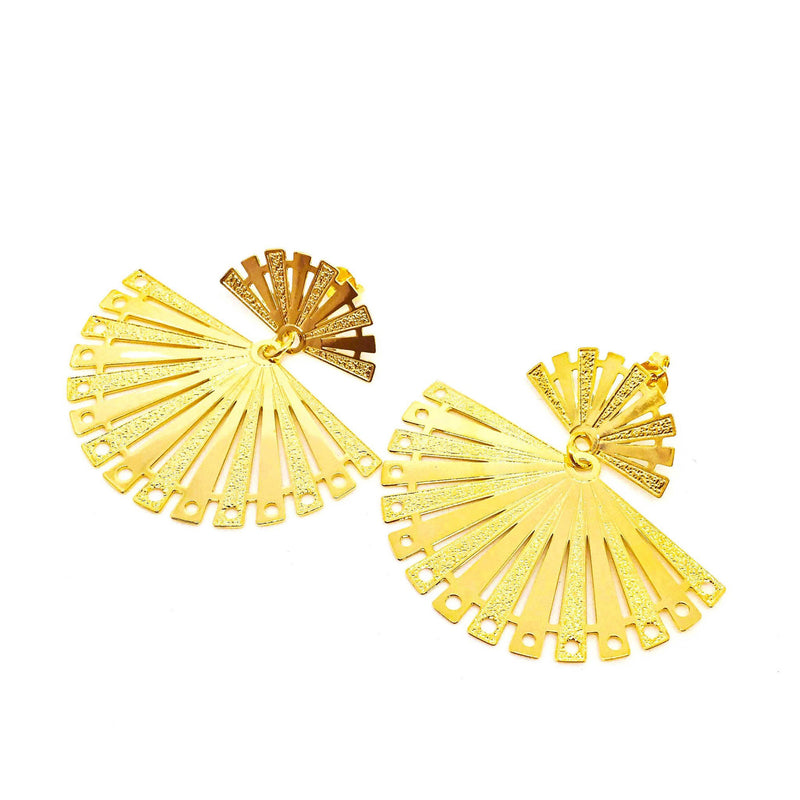 Spanish Abanico Earring - Donna Italiana ®
