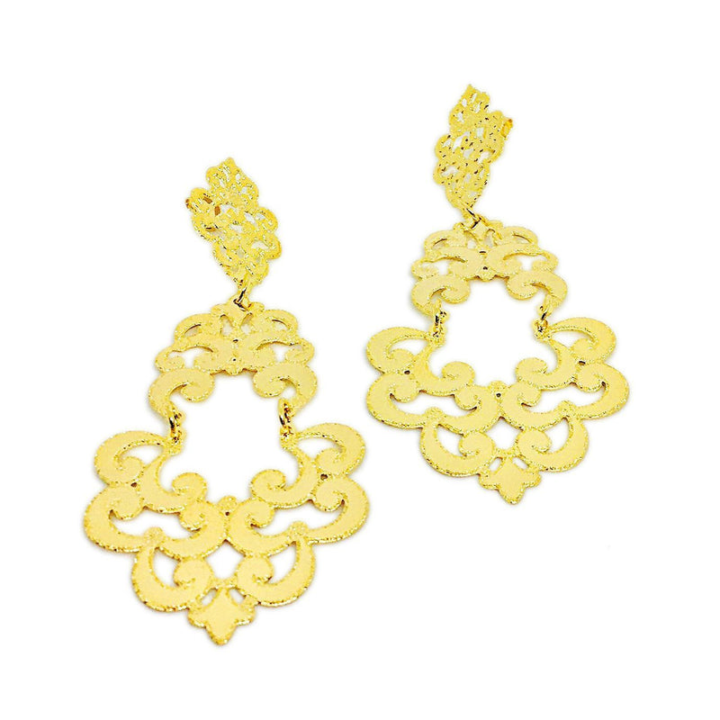 Victorian Drop Earring - Donna Italiana ®