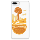 Yellowstone National Park iPhone Case - Explorer Gear Co. - Adventure Clothing and Apparel