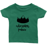 Adventure Prince Infant T-Shirt Green