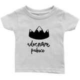 Adventure Prince Infant T-Shirt White