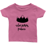Adventure Prince Infant T-Shirt Pink