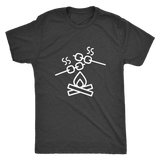 Toasted Marshmallow Men's Triblend T-Shirt - Explorer Gear Co. - Adventure Clothing and Apparel