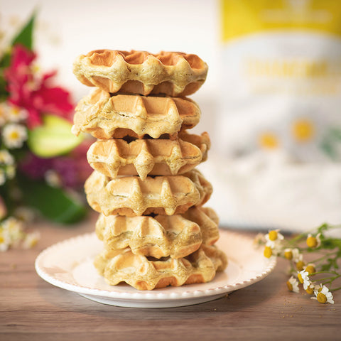 Mother's Day Waffle Stack