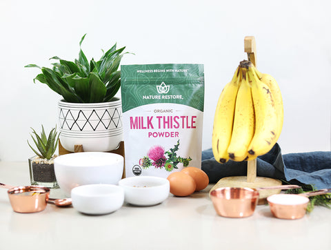 Milk Thistle Detox Recipe from Nature Restore