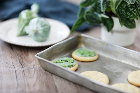 Easy Cookie Decorating With Natural Food Coloring