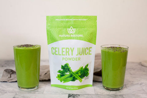 Nature Restore Celery Juice Powder Recipe