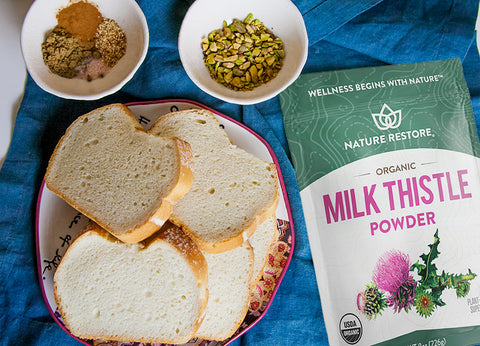 Nature Restore Milk Thistle Recipes
