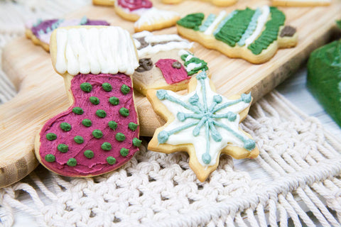 cute easy DIY christmas cookies