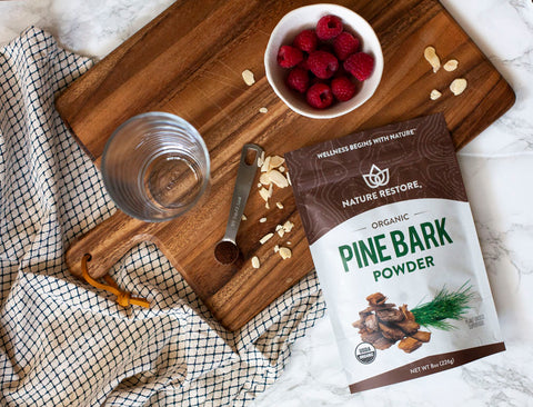 Nature Restore Pine Bark Powder