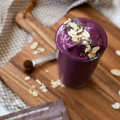 Superfood Healthy Smoothie Recipe
