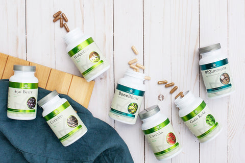 Nature Restore Vegan Supplement Sale