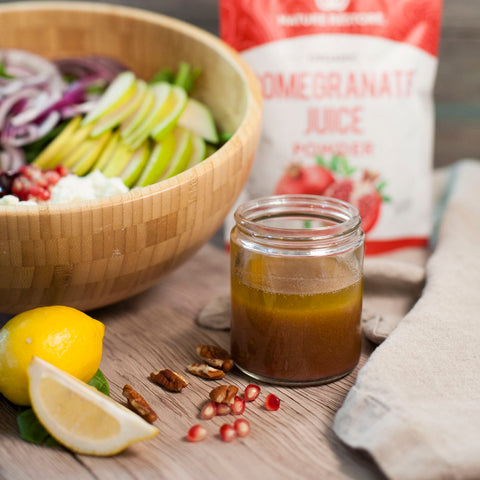 No Sugar Added Dressing Pomegranate Vinaigrette