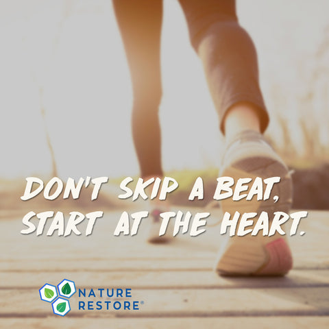 Don't Skip A Beat. Start At the Heart